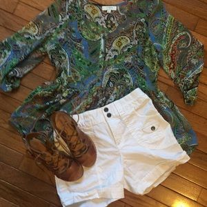 Adorable Umgee High-Low Boho Style Tunic